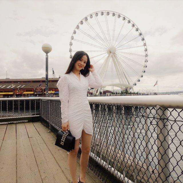 西雅图旅行🌇 | 幸福就是在海边看海吧🌊