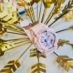 G-Shock 粉色女款