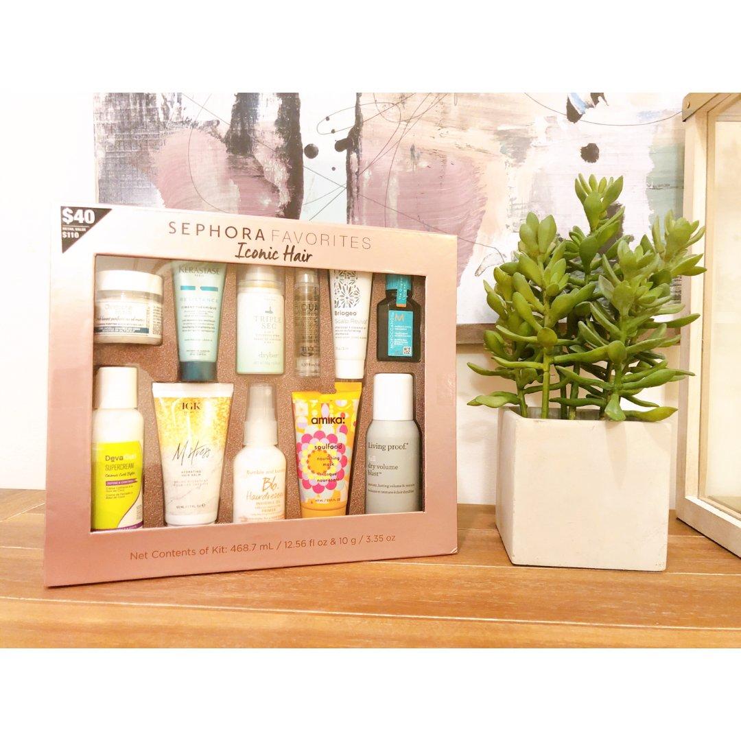 洗护囤货|Sephora Favo...