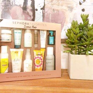 洗护囤货 Sephora Favorit...