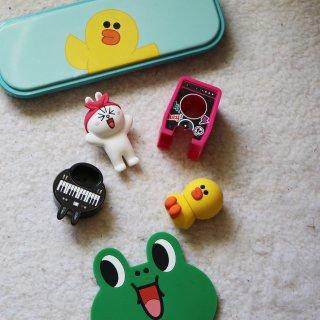 【微众测】Line Friends USB