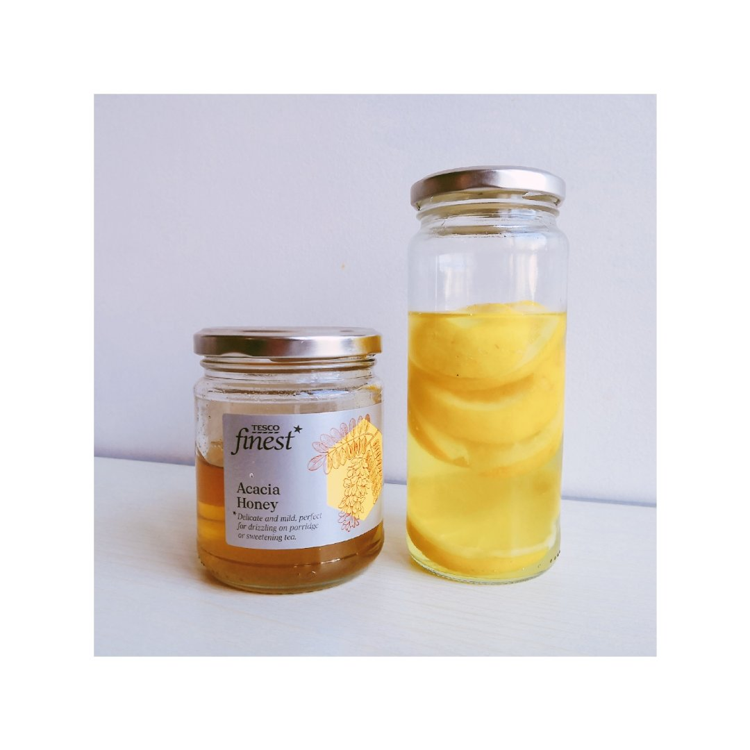 简单好喝的蜂蜜柠檬茶🍯🍋...
