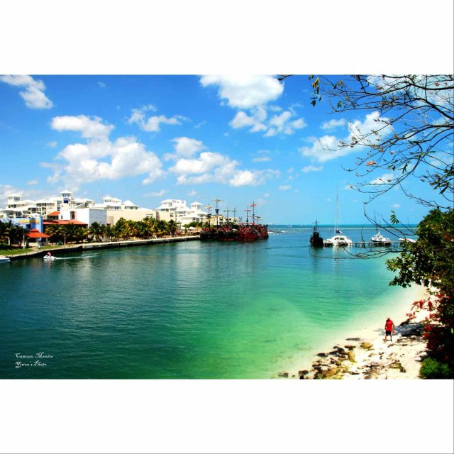 墨西哥 | 蓝色海滨的玛雅文明(坎...