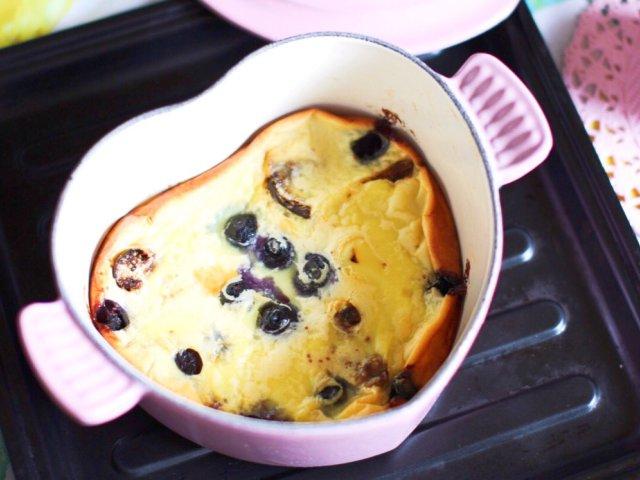 夏日开胃法式小甜品 | 无花果蓝莓...