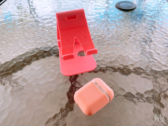 粉色之手机支架
