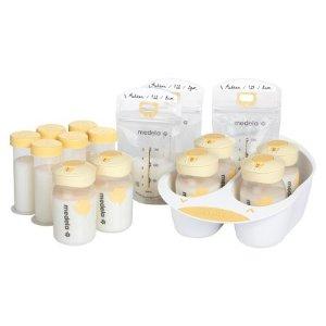 Medela Breast Milk Storage Solution Set : Target