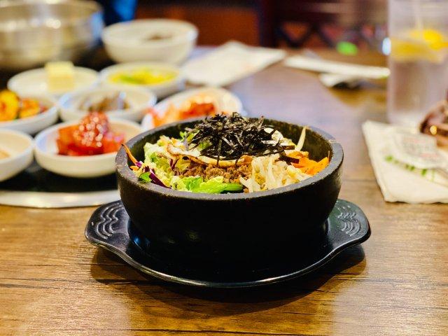 休斯顿的美味佳肴·故乡韩国餐馆