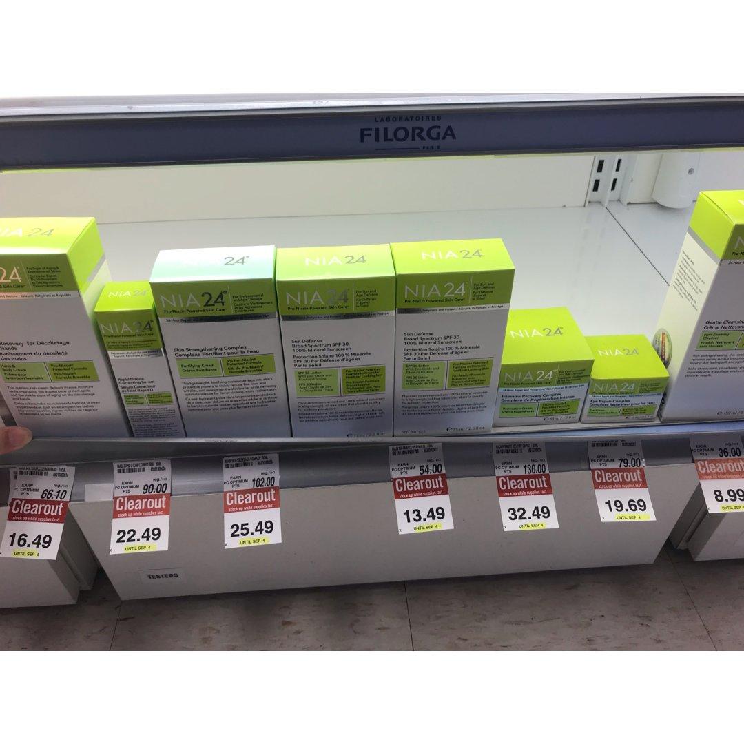 【清仓特价】NIA 24产品在sh...
