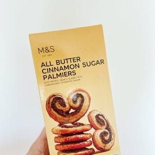 M&S肉桂蝴蝶酥🥨...