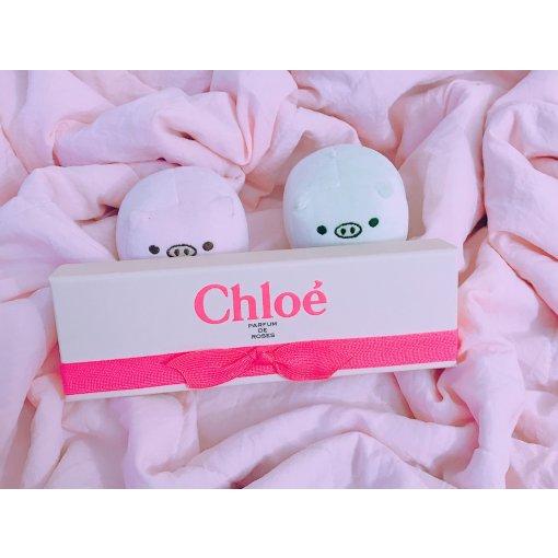 🌸Chloe蔻依粉嫩可爱的香水小礼盒🎀