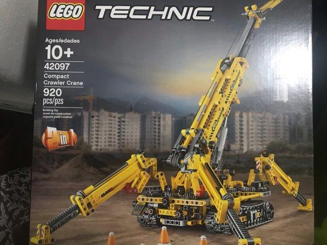又買了一個Lego