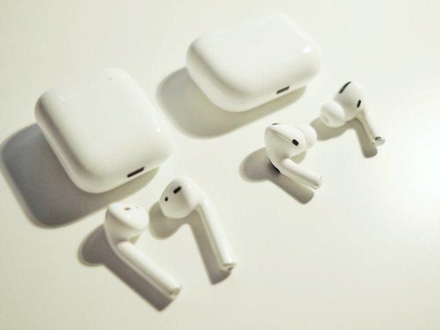 晒货 | 能降噪的airpods ...