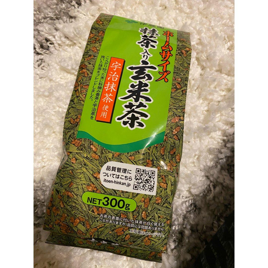 日式玄米茶