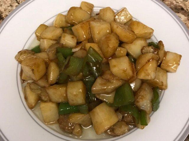 🌤三餐吃什么🌤辣子土豆