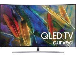 $1275Samsung QN55Q7CAMFXZA 55-Inch 4K Ultra HD Curved QLED Smart TV with HDR Elite Samsung QN55Q7CAMFXZA 55-Inch 4K Ultra HD Curved QLED Smart TV with HDR Elite