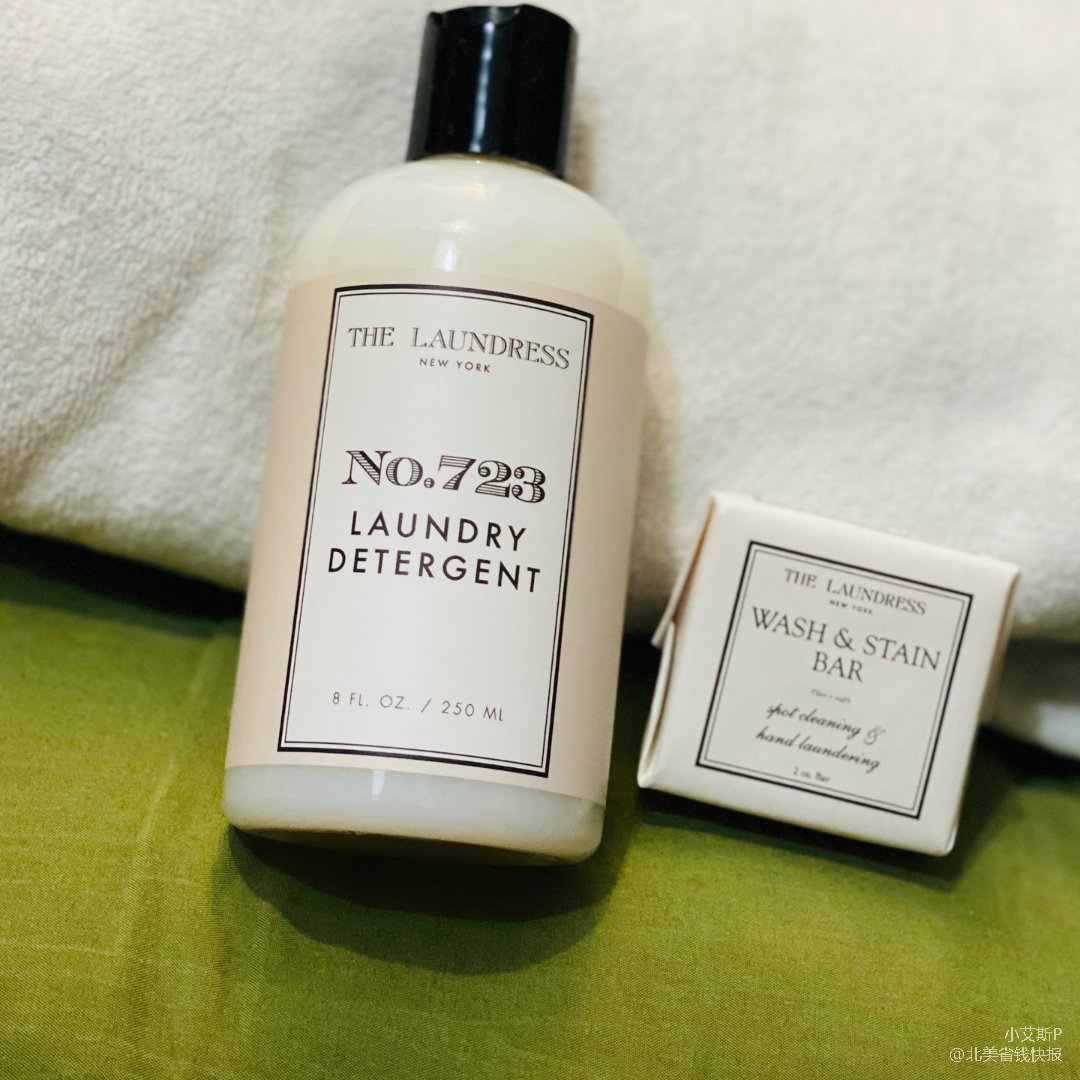 ☘️ The Laundress—...