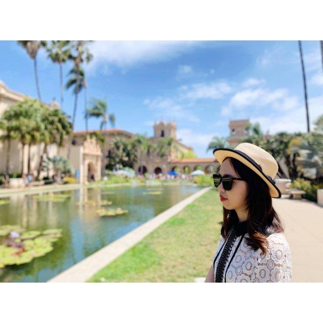 旅游|San Diego最美公园 ...