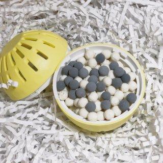 微众测/Ecoegg洗衣彩蛋 可爱又环保 洗衣新时尚