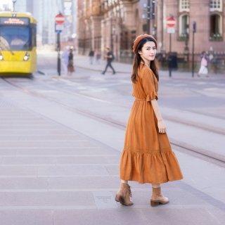 曼城街拍|Sylvia邂逅曼彻斯特 🍂...