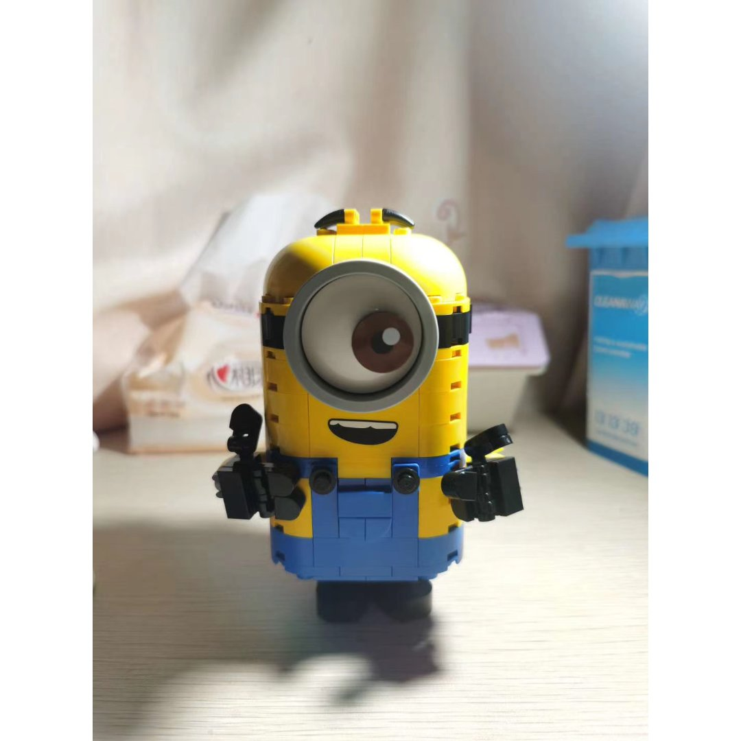 Lego小黄人