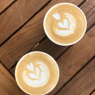 伦敦咖啡|Milk Beach超好喝...