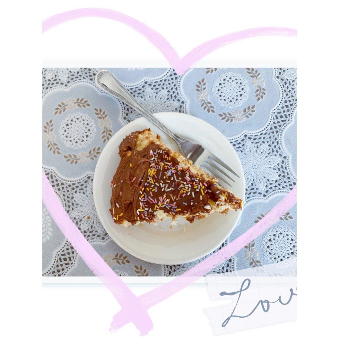 🍰自制巧克力蛋糕🍰Yummy ...