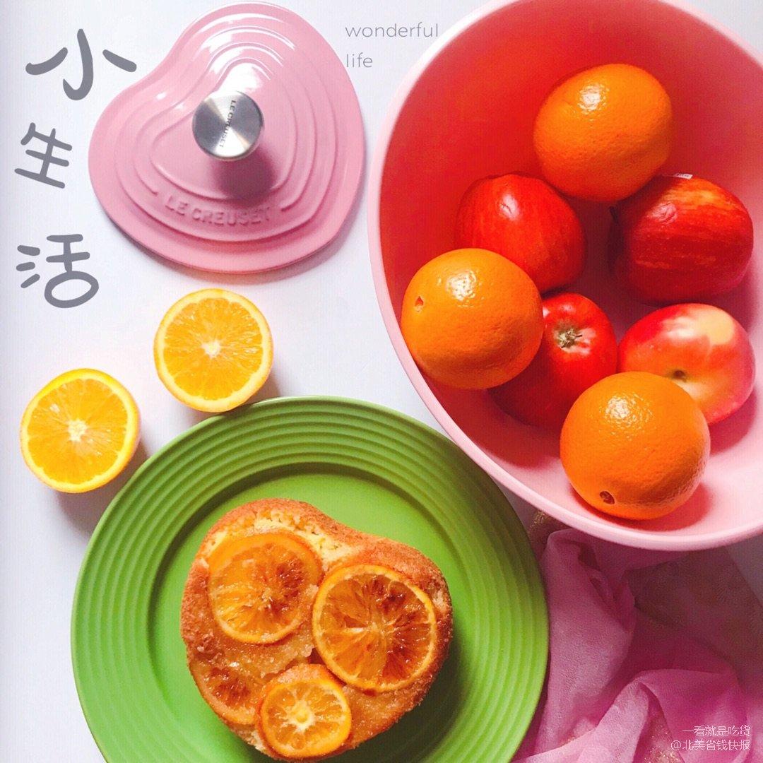 🌟香橙蛋糕(铸铁锅版)🌟<br /...