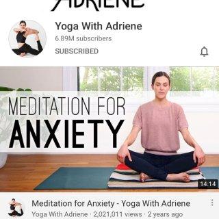 每日瑜伽🧘♀️...