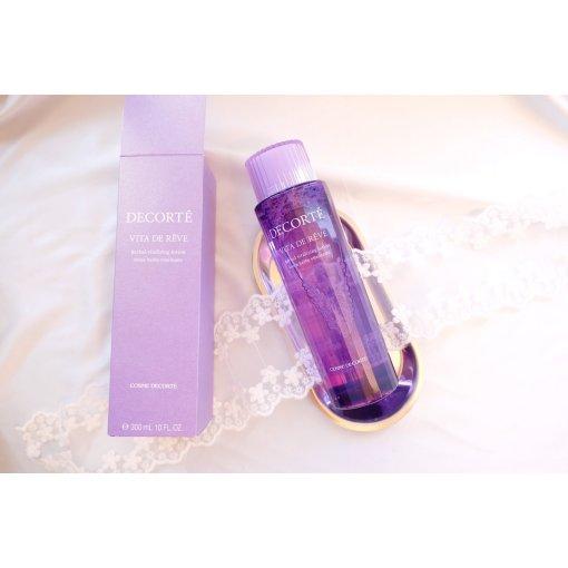 ᗪEᑕOᖇTE   夏日最爱的紫苏水 清凉镇定又舒缓💜💟