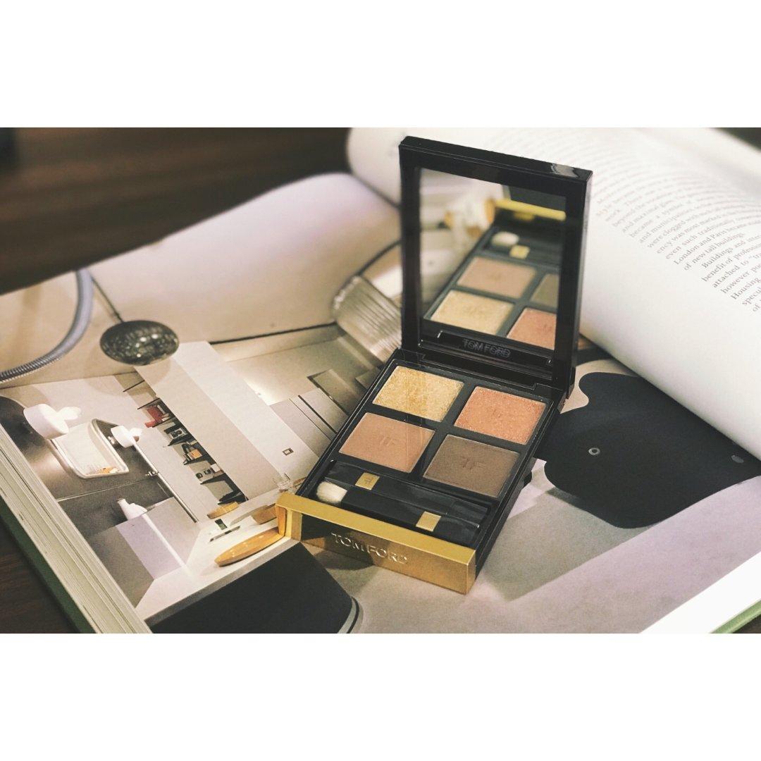 彩妆分享——TF Golden Mink