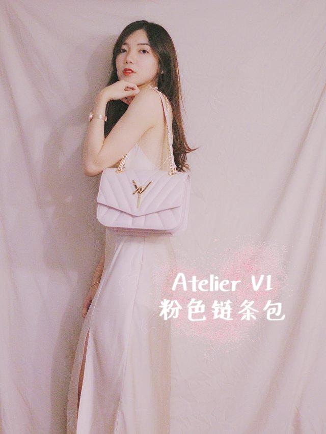穿搭 | 优雅年会小裙裙配Atel...