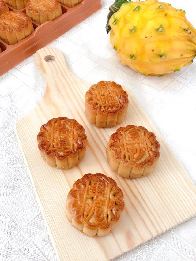 【生计】传统经典小月饼之首选