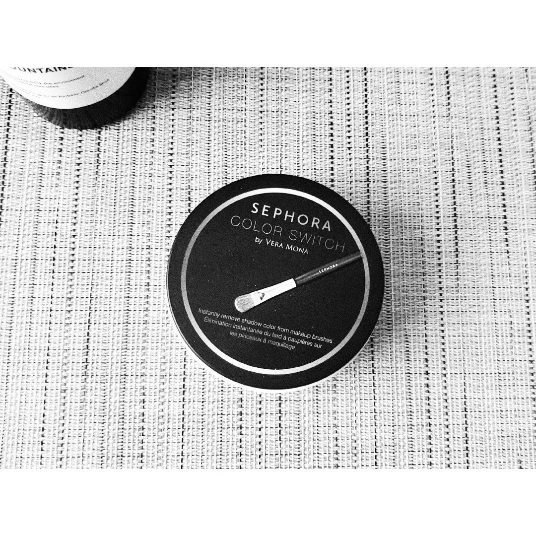 🌸阿兰的黑色海绵涮刷盒