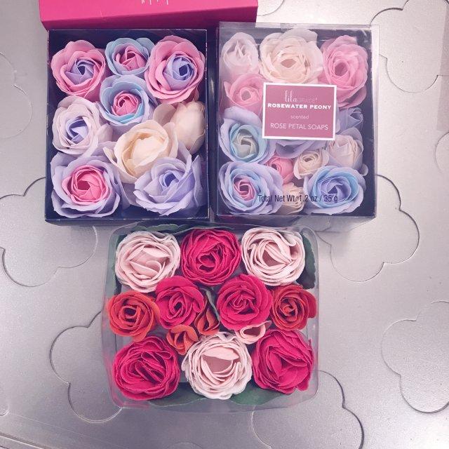 玫瑰花瓣皂