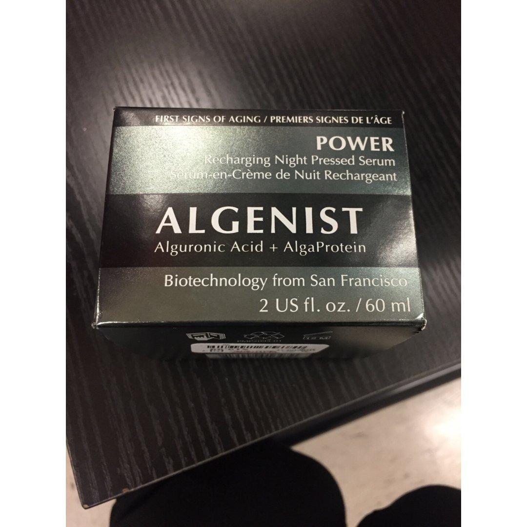 【5-02】Algenist 夜间精华霜
