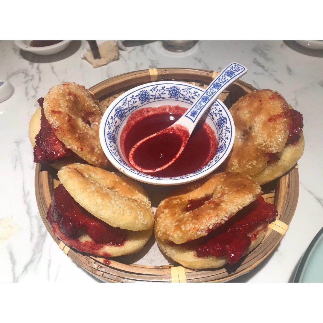 福州肉夹饼