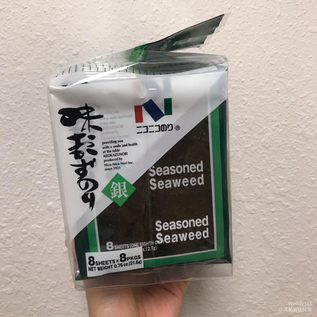 华超零食-海苔
