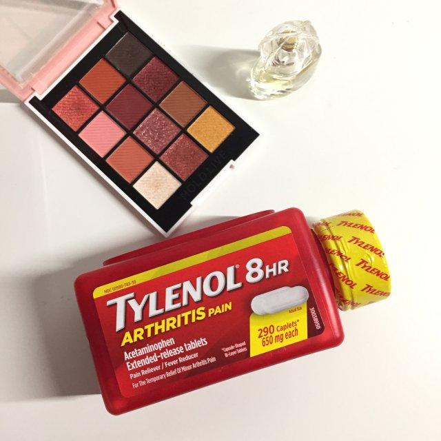 常备药之Tylenol泰诺
