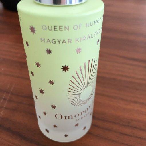 Omorovicza皇后水给你帝王般的享受
