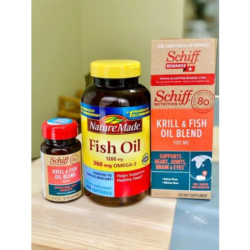 磷虾鱼油请查收,快给你的肠道洗洗澡吧~