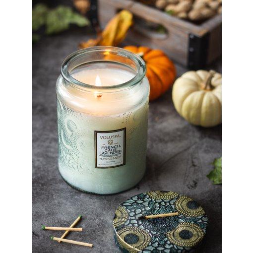 换季必备之Voluspa居家香氛蜡烛