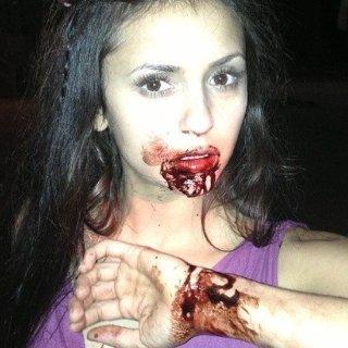 Halloween throw back...