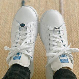 爱上阿迪达斯Stan Smith小白鞋的...