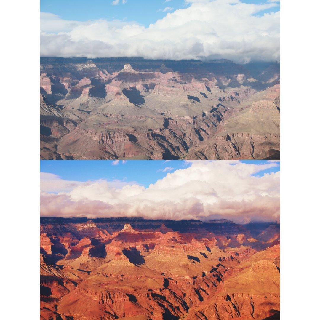 荒野求生大峡谷两日游&风景片调色思路