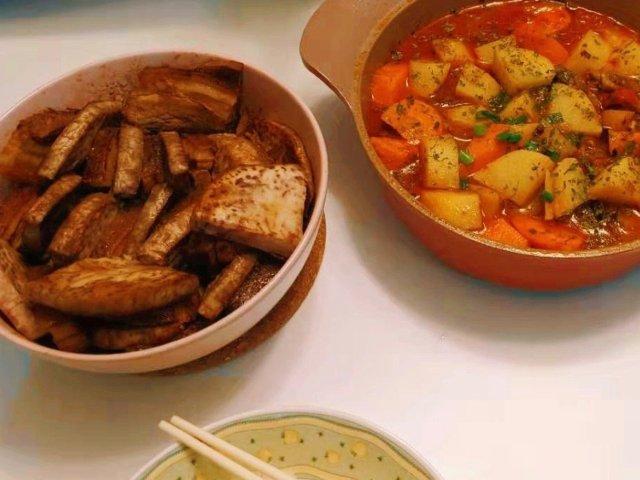年夜饭硬菜 | 芋头扣肉