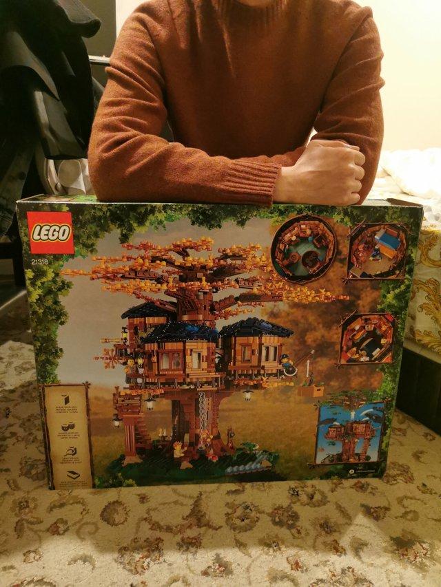 Lego树屋🍁🍁