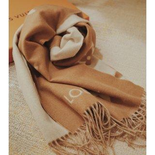 反季购|LV羊绒围巾-巨温柔的2020新...