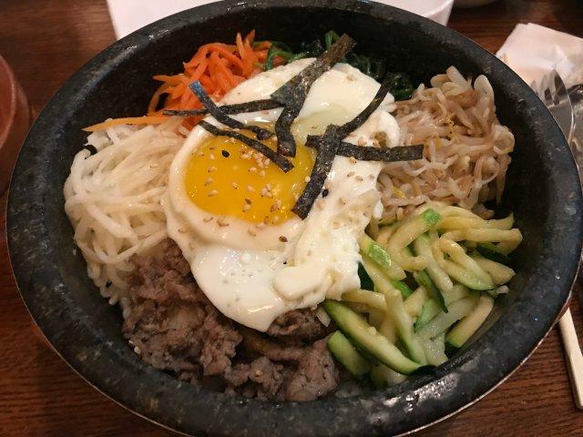 恰饭系列:韩国餐