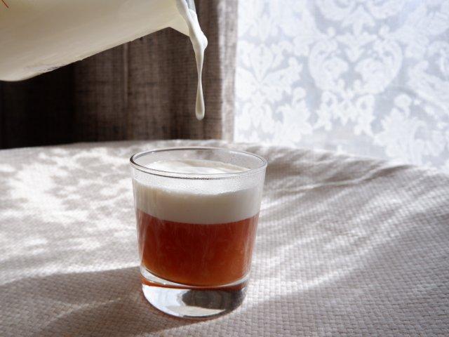 下午茶|超简红茶海盐芝士奶盖😍