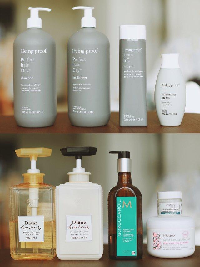 护肤 | 头发护理 - 囤货消灭大计划